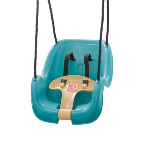 toddler swing chair step2 infant to toddler swing seat turquoise mypointsaver