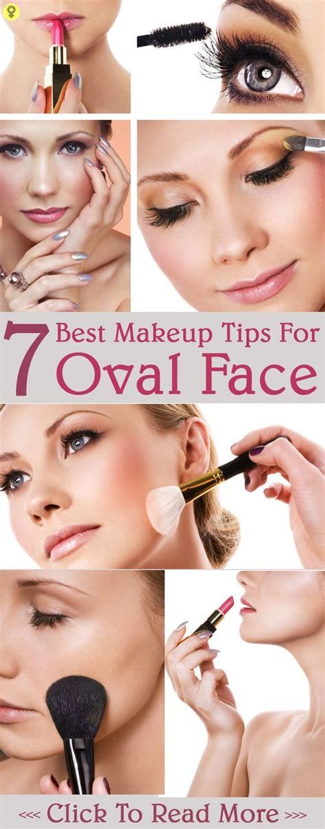 7 Makeup Tips For by 7 Best Makeup Tips For Oval Fashion Daily