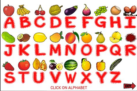 z fruit name a to z with fruit android apps on play