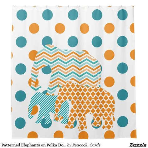 polka dot kids curtains 17 best images about kid s shower curtains on pinterest