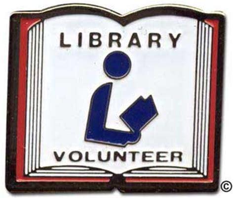 Library Volunteer library volunteer