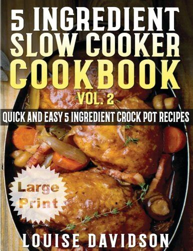 Pdf Ingredient Cooker Cookbook Recipes by Compare Price To 5 Ingredient Cooker Louise