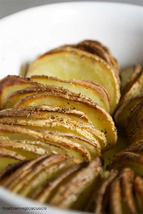 cucinare le patate con la buccia patate al forno croccanti con la buccia e benvenuto