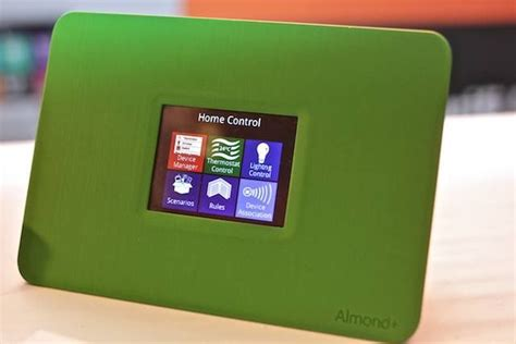 android home automation cult of android inexpensive home automation with this 99 almond touch screen router and