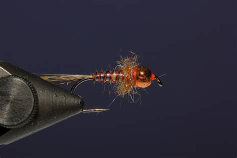 flight pattern in french french nymph fly tying instructions fly dreamers