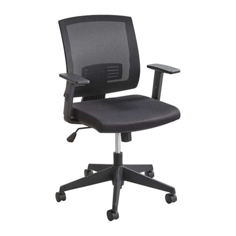safco products mezzo task chair 7195bl