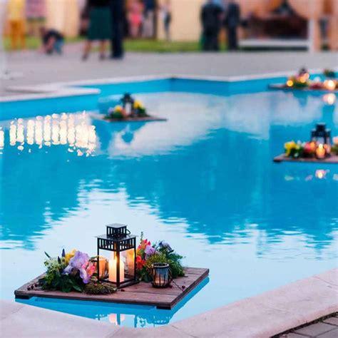 floating pool lights for wedding best 25 floating pool lights ideas on