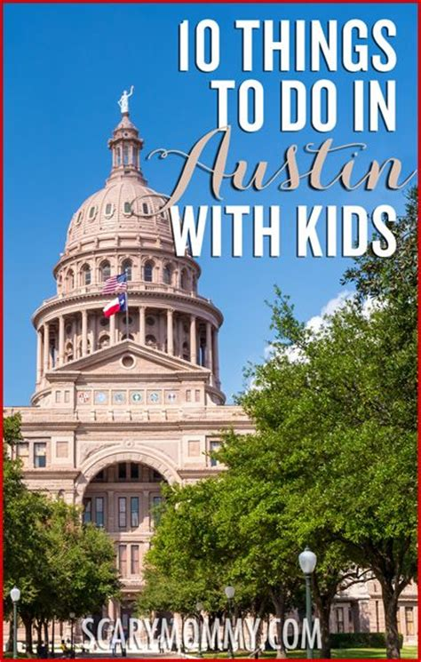 by shit i of course mean immense knowledge and yes austin attractions for kids kids matttroy