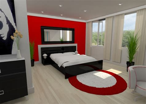 red white and black bedroom designing red and white bedrooms excellent tips and