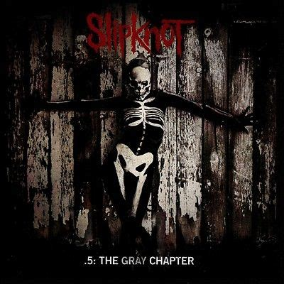 Cd Slipknot 5 The Gray Chapter 5 the gray chapter slipknot 2014 cd nuevo 016861754525