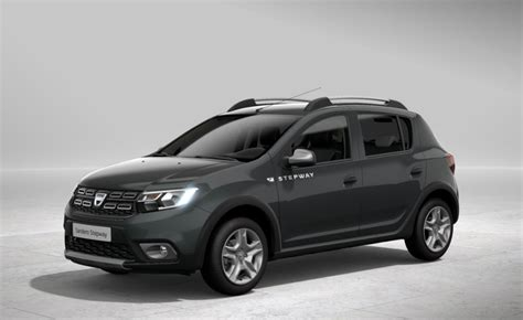 2019 dacia sandero stepway dacia sandero stepway 2019 couleurs colors