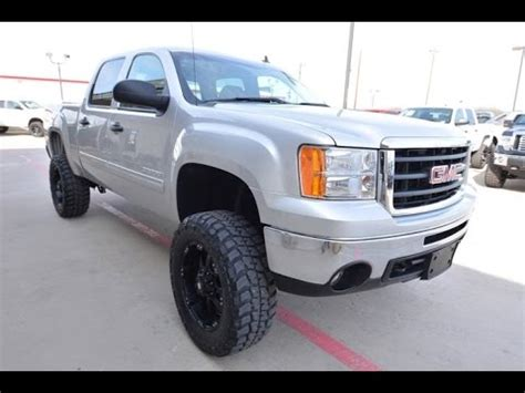 photos and videos 2011 gmc sierra 1500 crew cab truck 2011 gmc sierra 1500 sle z71 crew cab 5 3l v8 lifted truck youtube