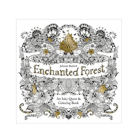 enchanted forest an inky enchanted forest highlights