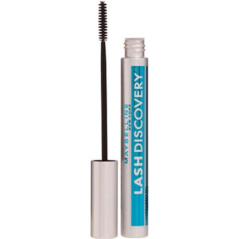 Maybelline Lash Discovery Mini Brush Waterproof Mascara Expert Review by Maybelline Lash Discovery Mini Brush Black Waterproof