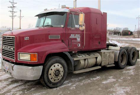 mack historia de los camiones