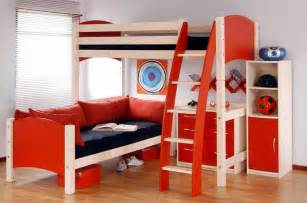 Bunk Bedroom Ideas Boys Bedroom Decorating Ideas With Bunk Beds Room