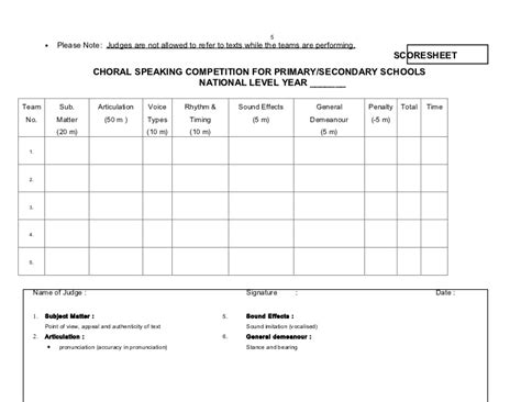 contest sheet singing contest score sheet singing lessons near albany