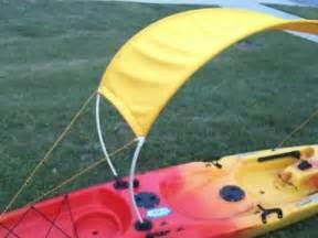 Homemade Awning Ideas Diy Kayak Bimini Top Part 1 Youtube