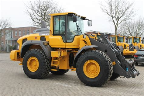 E 13 Wheels Wheel Loader volvo l 110h wheel loader from for sale at truck1