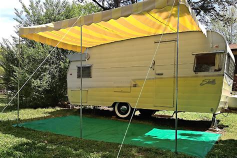 Vintage Trailer Awnings by Vintage Awnings Images Of Vintage Trailer Awnings By