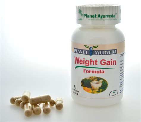 Detox Weight Gain by Gain Weight Pills 60 Tablets Gain Weight