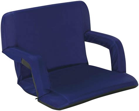 With Recliner Seats by Home 58411 Home Venice Portable Reclining Seat With Armrest