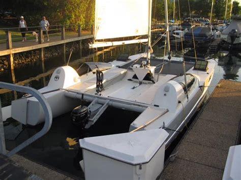 stiletto catamaran interior 1982 2012 stiletto 27 chionship edition 334 stiletto