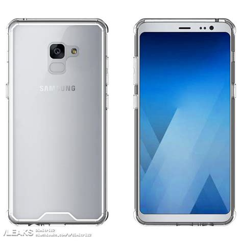 Samsung A5 Gold 2018 nieuwe renders samsung galaxy a5 and a7 2018 tonen complete toestel want