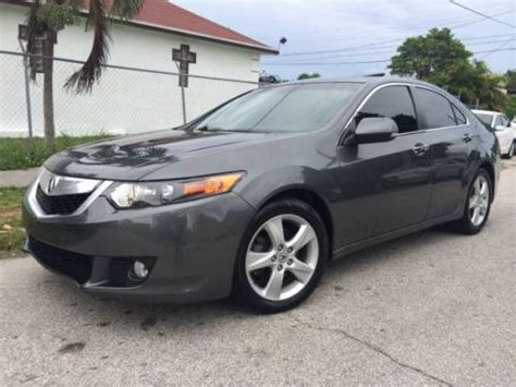 buy used 2010 acura tsx tech package in hialeah florida