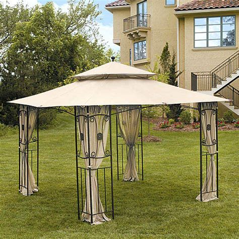 Patio Gazebo Walmart Canopies Outdoor Canopies Walmart