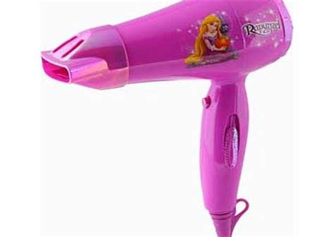 Rainbow Hair Dryer 1500w rapunzel