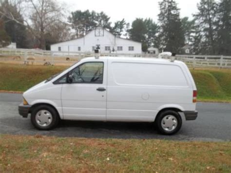 small engine maintenance and repair 1996 ford aerostar head up display sell used 1996 ford aerostar cargo van clean 6 cylinder low miles no reserve in bel air