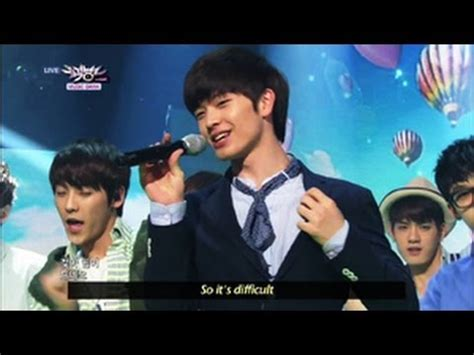 Why Can T Find My Channel Zoom In Vocal Yook Sung Jae Btob 2nd
