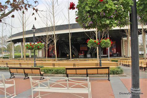 Gardens Theater by American Gardens Theater Epcot Walt Disney World