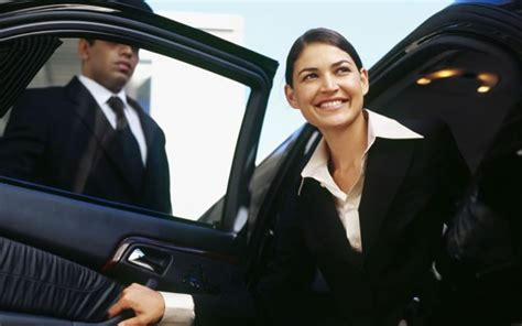 Airport Driver Service by Business Car Hire Chauffeured Limo Hire Service