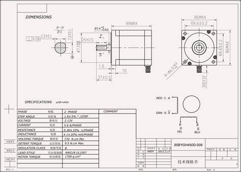 nema stepper motor sizes hobbytronics nema 34 stepper motor