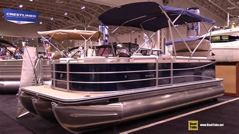 toronto boat show 2015 2015 cypress cay sea breeze 230 walkaround 2015