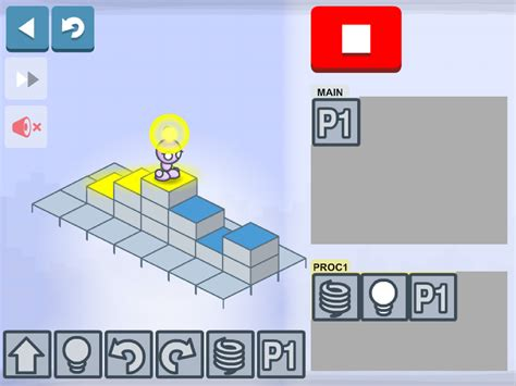 Light Bot by Lightbot Jr Coding Puzzles Android Apps On Play