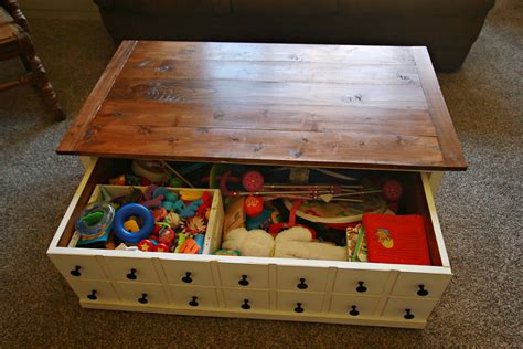 ana white apothecary style coffee table diy projects