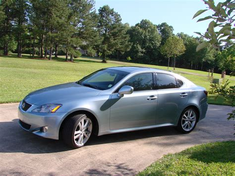 The New Car 2006 Lexus Is 250 No Key Needed Just Have
