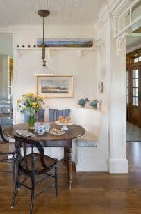 Dining Room Kitchen Nooks Small Shingle Cottage Design Home Bunch Interior