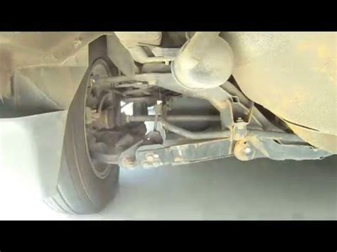 gopro: honda cr v suspension youtube