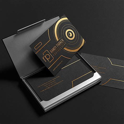 cool photography business cards templates best photography business card templates exle