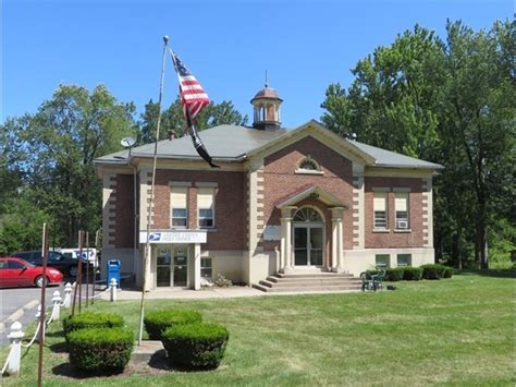 Wildwood Post Office by Wildwood County Club Ny