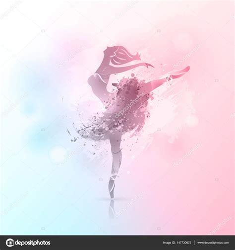 ballerina background ballerina in background stock vector 169 darijashka
