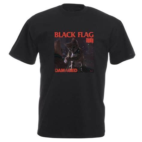Black Flag Tshirt black flag t shirt from animals yeah yeah uk