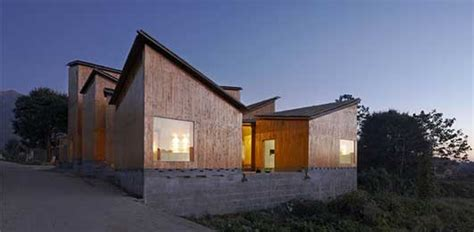 Handcraft Builders - museum of handcraft paper yunnan building e architect