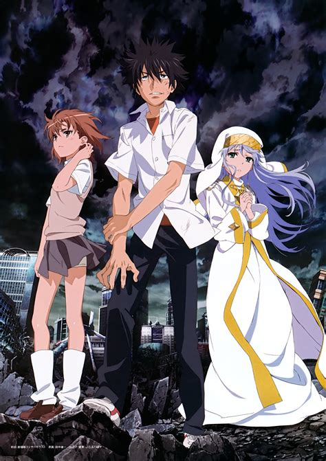 A Certain Magical Index The Miracle Of Endymion Gekijouban To Aru Majutsu No Index Endymion No Kiseki A Certain Magical Index The The
