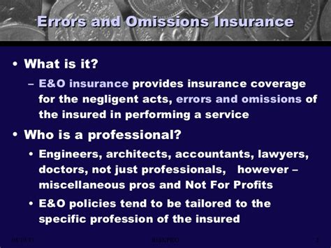 Errors And Omissions cpa professional liability errors omissions riskpro