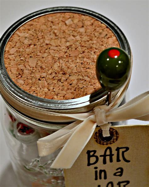 bar in a jar last minute gift salt lick lessons